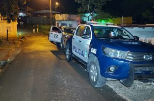 """Según los primeros informes, Javier Altamiranda (""""Poto"""") murió en el lugar, debido a los múltiples disparos que recibió en su cuerpo."""