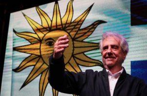 Expresidente Tabaré Vaszquez
