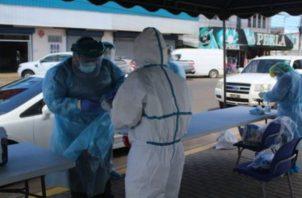 El primer caso de COVID-19 se confirmó en Panamá el 9 de marzo de 2020.