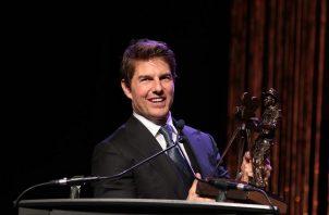 Tom Cruise. Foto: Instagram