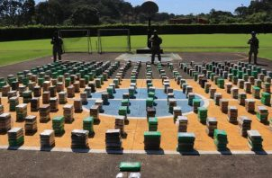 Este año el Senan ha decomisado 55,499 paquetes de sustancias ilícitas.