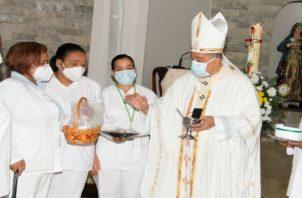 Los días de cuarentena total la Iglesia católica celebrará las misas sin presencia de público.