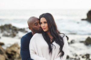 Vanessa Bryant y su fallecido esposo. Instagram