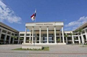 Sede principal del Tribunal Electoral.