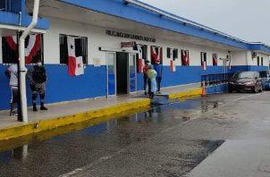 Balacera en la comunidad Irving Saladino en Sabanitas de Colón.