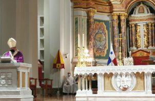 Iglesia pide a los panameños no repetir errores.