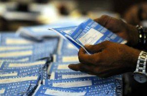 En el país existen 13 circunscripciones electorales en las que se escogen más de un diputado. Foto de archivo