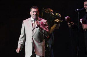 Julio César Rojas López, nombre verdadero del artista, lanzó su primer disco en 1972. EFE