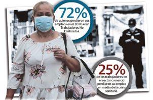 La crisis sanitaria tuvo un efecto devastador en sectores como las industrias creativas, que perdió dos tercios de su fuerza laboral.