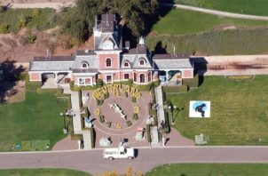 El rancho Neverland fue la residencia del cantante Michael Jackson.