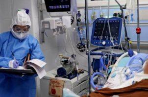 En la Unidad de Quemados del Hospital del Niño se mantienen recluidos otros cuatro pacientes. Foto:Cortesía