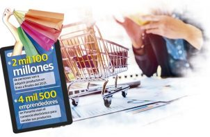 Aún cuando se desconoce la cifra exacta de las transacciones, los sectores que más han crecido en el comercio electrónico son las tiendas que venden artículos electrónicos, venta de comida y servicios.