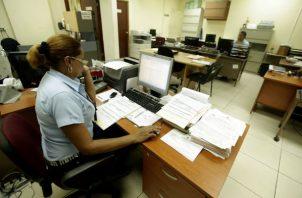 Disminución de salario es para funcionarios de mando.