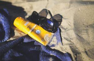 Se aconseja usar un protector solar de 30 SPF o más. Foto: Ilustrativa / Pixabay