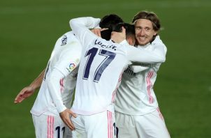 Real Madrid dejó atrás el empate.