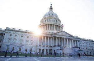 Edificio del Capitolio en Washington, Estados Unidos. EFE