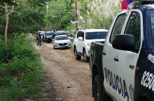 La Chorrera fue también escenario de un doble homicidio siendo una de las víctimas una mujer embarazada.