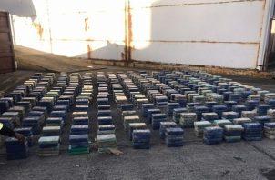 Se investiga si la droga fue cargada en Guatemala o contaminada en el recinto portuario panameño, con ayuda externa o interna.