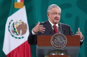 Andrés Manuel López Obrador, presidente de México. EFE