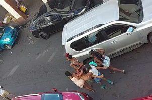 El Ministerio Público inició las investigaciones de este homicidio, el cuarto que se registra en los cinco días que han transcurrido del año 2021.