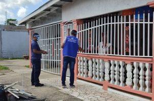El hospital de Colón inicio protocolo de contingencia. Los directivos del nosocomio han insistido a la comunidad que no baje la guardia contra la COVID-19.