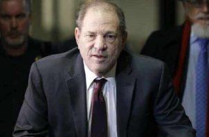 Harvey Weinstein fue condenado a 23 años de prisión.