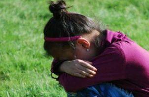 La plataforma busca acabar con el maltrato al menor.