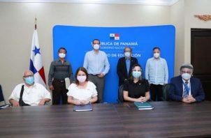 La comisión fue instalada por la ministra Maruja Gorday de Villalobos.