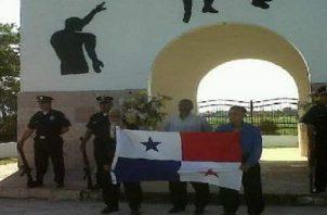 Las actividades se realizarán en el Mausoleo de los Mártires colonenses, ubicado en la entrada de la ciudad de Colón.