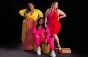 Integrantes de 'Belleza XL'. Foto: Cortesía