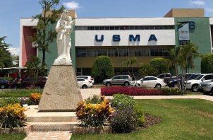 Universidad Santa María la Antigua (Usma).