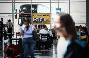 Argentina vive un fuerte repunte de casos de coronavirus. Foto: EFE