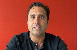 Roger Castillero, presidente de la Asociación Panameña de Surf. Foto: Cortesía