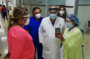 Es preocupante la situación de la covid-19, en las provincias de Cocle, Veraguas, Los Santos, Herrera, ya que hay una gran cantidad de pacientes que están requiriendo hospitalización en los diversos centros del país cuya capacidad ha ido mermando.