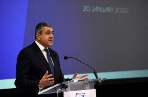 Secretario general de la Organización Mundial del Turismo (OMT), Zurab Pololikashvili.