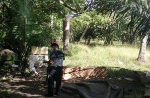 En unos de los operativos de la Policía Nacional se logró la detención de tres personas entre ellas un menor de edad.