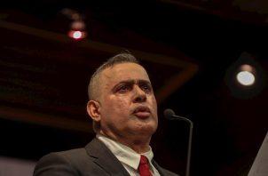Fiscal general de Venezuela,Tarek William Saab. EFE