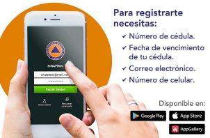 Los usuarios pueden registrarse de manera sencilla y rápida.
