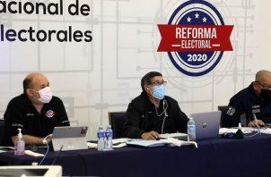 La próxima reunión de la CNRE será este sábado 23 de enero desde las 9 de la mañana hasta la 1 de la tarde.