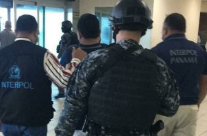 El guatemalteco Carlos Danilo Preciado Navarijo fue capturado en el Aeropuerto Internacional de Tocumen.