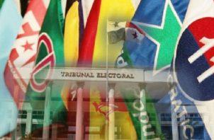 En Panamá hay seis partidos políticos legalmente constituidos, según información proporcionada por el Tribunal Electoral.