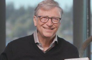 Bill Gates. INSTAGRAM