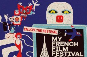 Fiesta de cine francés. Foto: Cortesía