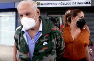 Ricardo Martinelli, expresidente de la República, fue declarado no culpable por tres jueces en el 2019.