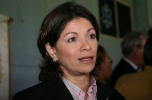 Ana Matilde Gómez fue exprocuradora de la Nación.
