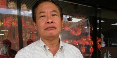 Juan Tam Yee, secretario del Consejo Nacional de la Etnia China. Juan Carlos Lamboglia