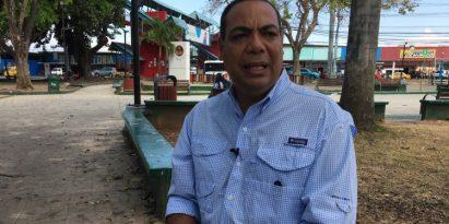 El representantes de Juan Díaz, Javier Sucre se opone a la descentralización. Miriam Lasso