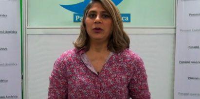Anayansi Gámez, reportera gráfica. Foto/Juan Carlos Lamboglia