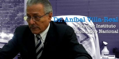 Anibal Villa Real, director del Instituto Oncológico Nacional (ION). Foto/JC Lamboglia