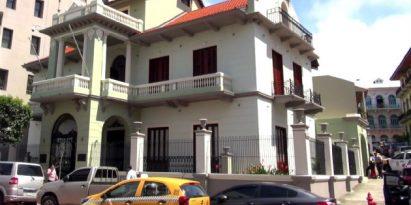 Casa de la Municipalidad, otra oferta turística en el Casco Viejo de Panamá. Foto/JC Lamboglia